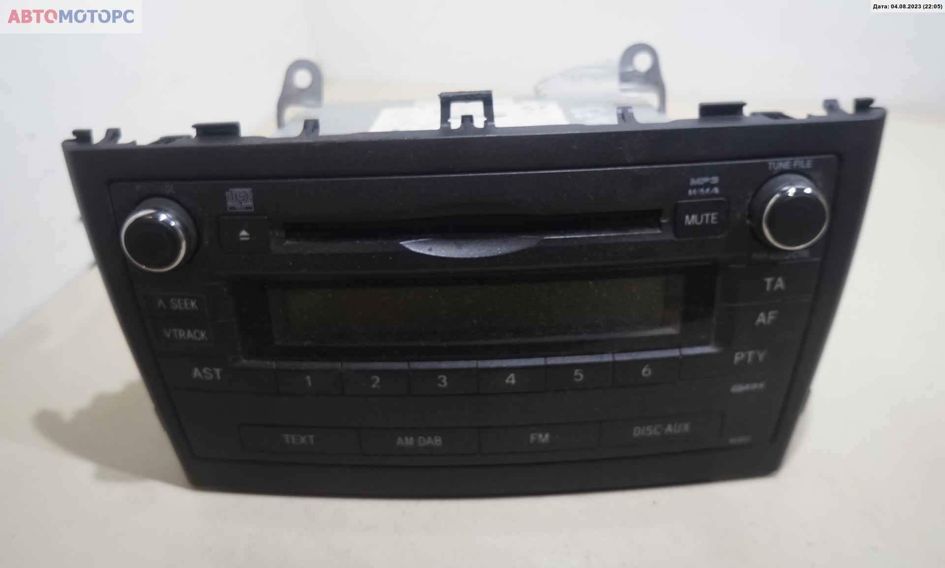 Магнитола (аудио система) Toyota  86120-05140