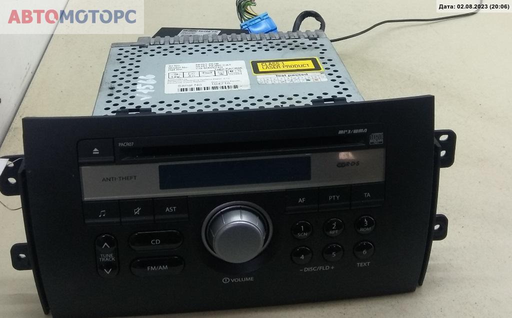 Магнитола (аудио система) Suzuki SX4 1 39101-79JB0-CAT