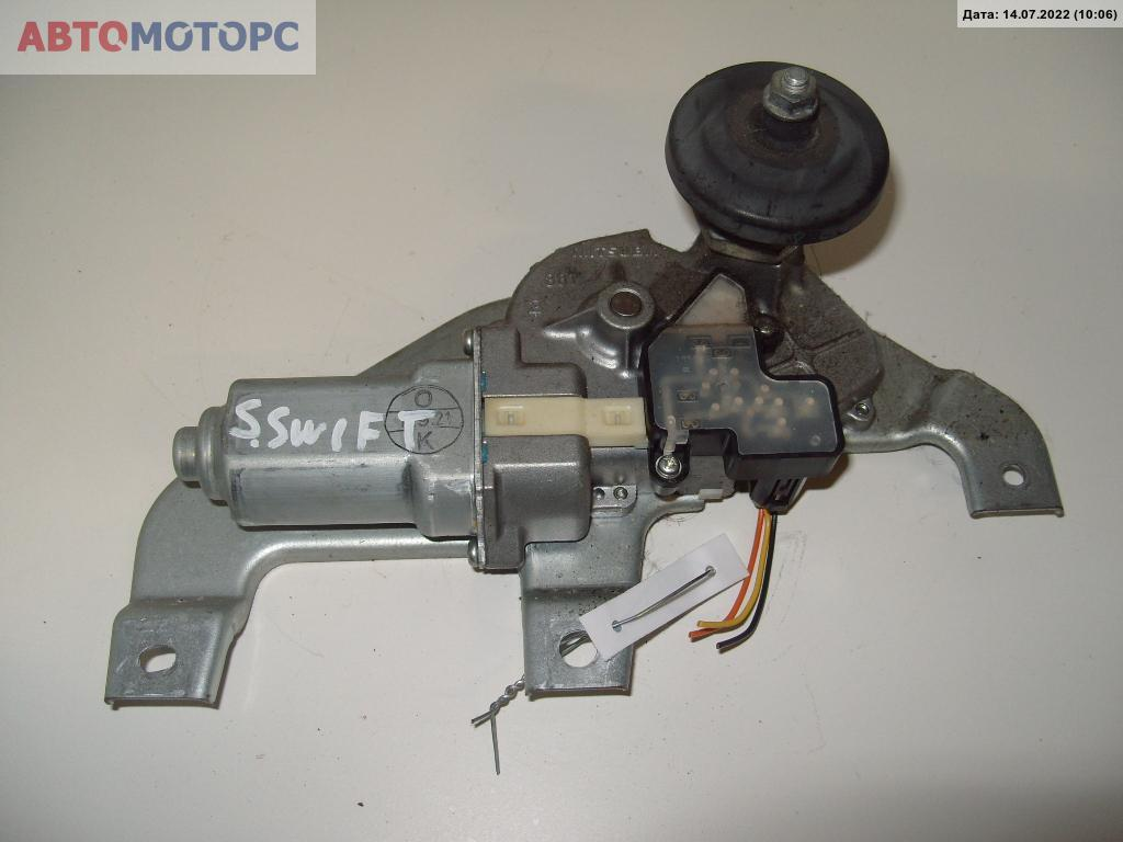 Моторчик заднего стеклоочистителя (дворника) Suzuki Swift 3 38810-62J00