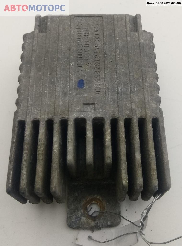 Блок управления вентилятора   0235456832
