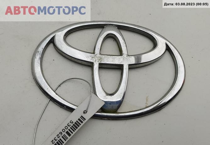 Эмблема Toyota