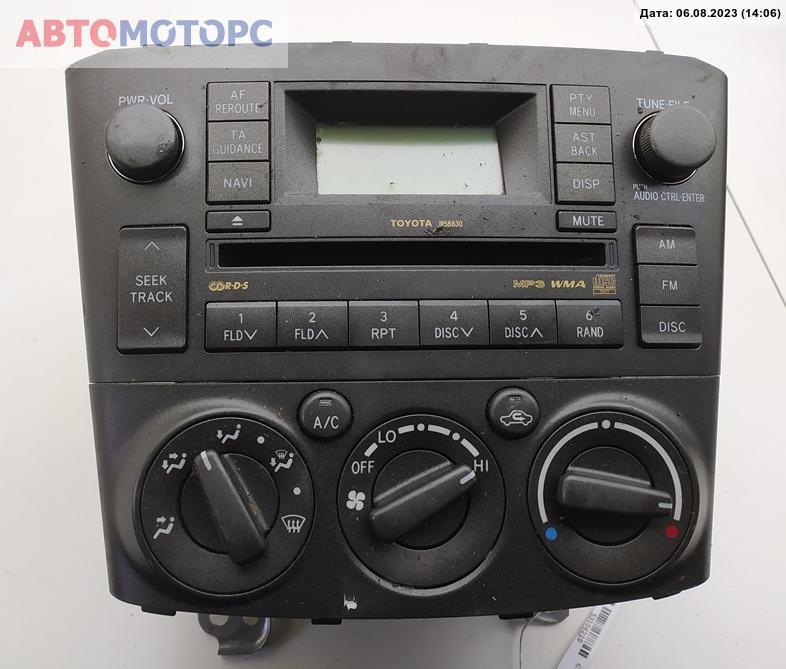 Магнитола (аудио система) Toyota  86120-05110