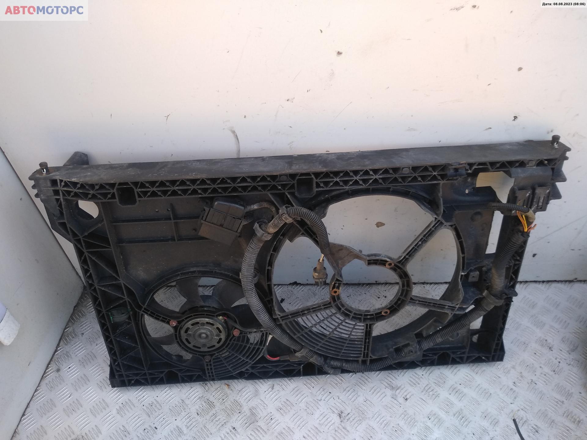 Диффузор (кожух) вентилятора