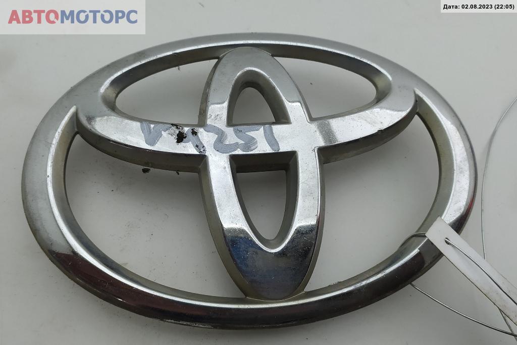 Эмблема Toyota  75312-02040