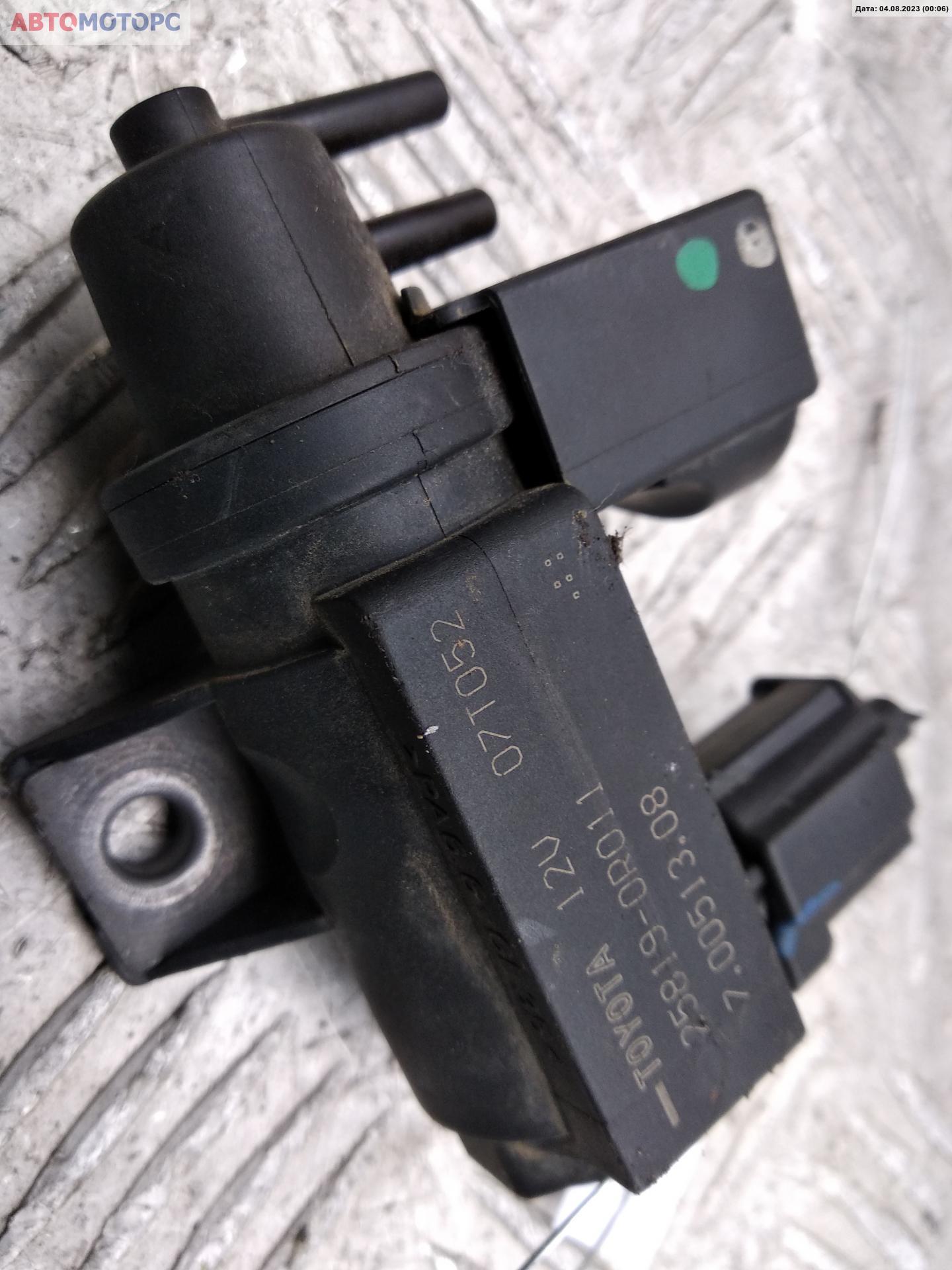 Клапан управления турбиной (Актуатор) Toyota  25819-0R011