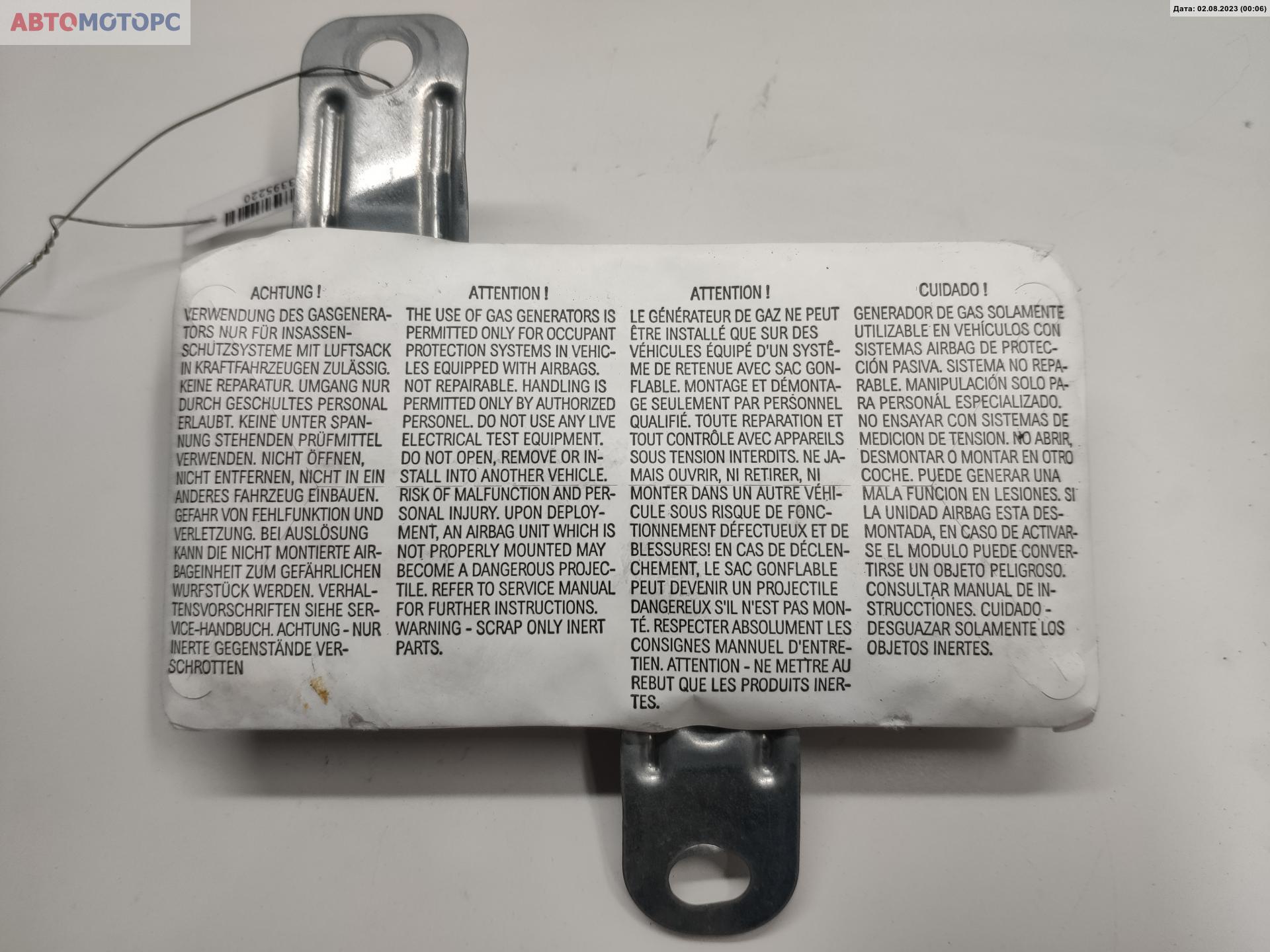Подушка безопасности боковая (в дверь)   72128240467
