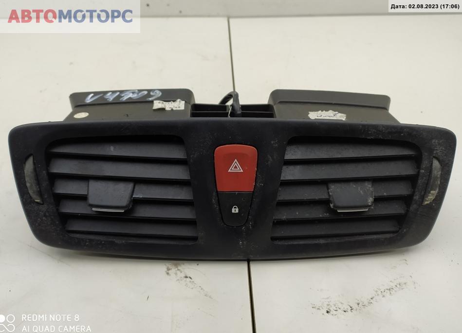 Дефлектор обдува салона Renault Megane 3