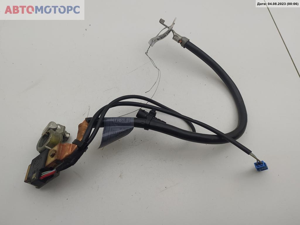 Клемма аккумулятора минус (провод)   6970681