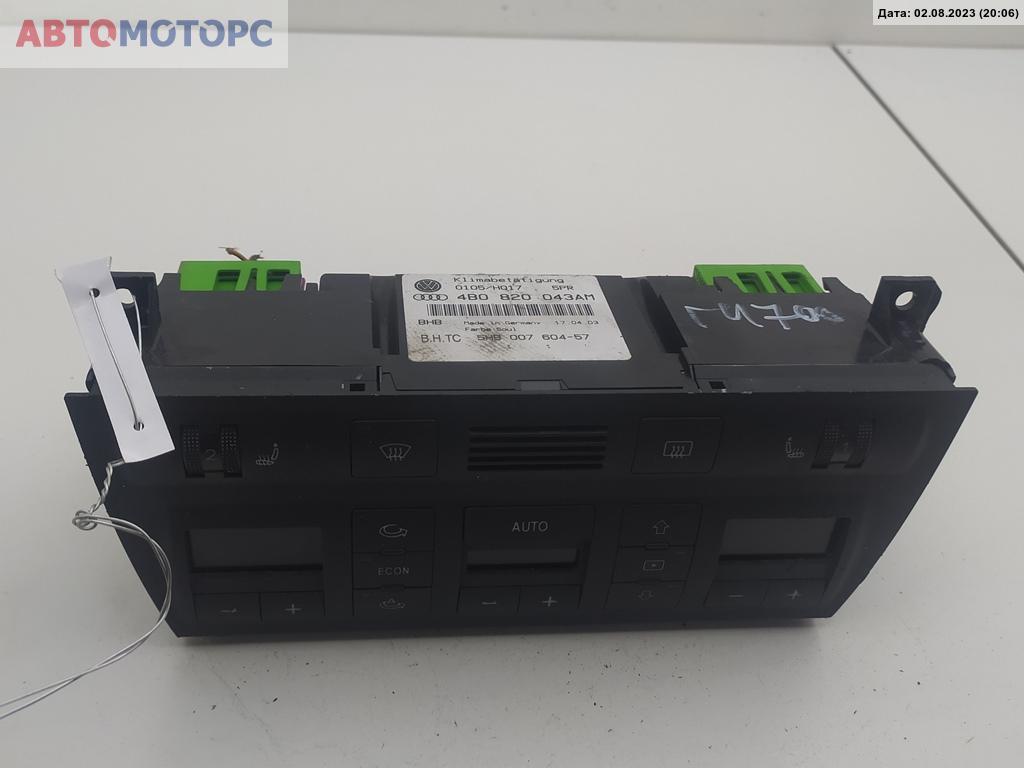 Блок управления печки/климат-контроля   4B0820043AP