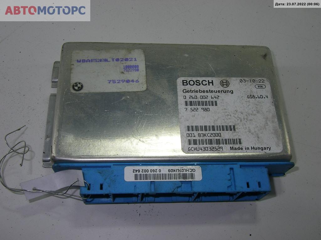 Блок управления АКПП   7522980