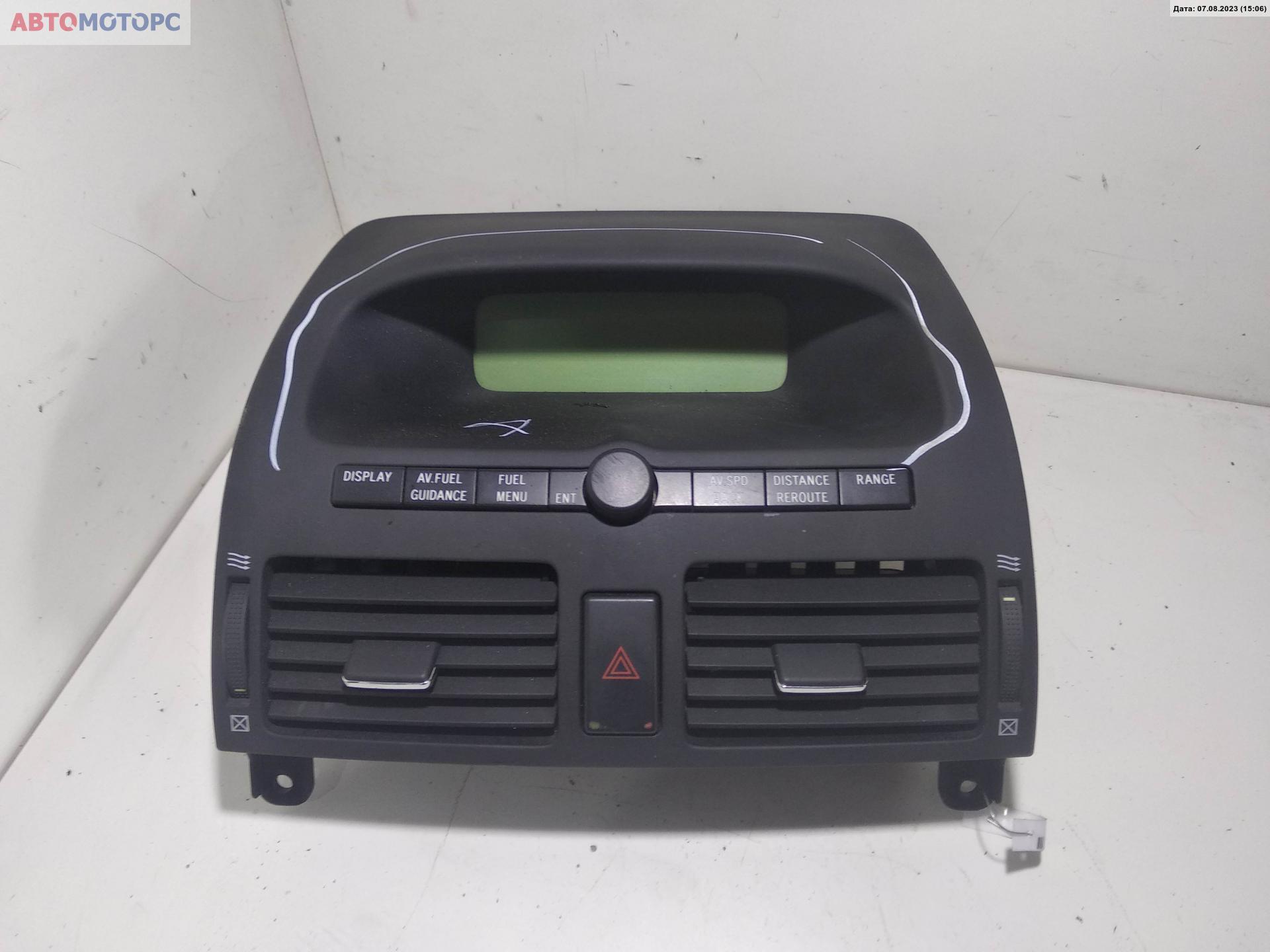 Бортовой компьютер (дисплей)