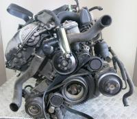 ДВС (Двигатель) BMW 3-series (E36) Артикул 900032416 - Фото #1