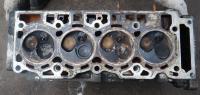 Головка блока цилиндров двигателя (ГБЦ) Ford Fiesta (2001-2007) Артикул 51756646 - Фото #1