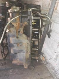 Блок цилиндров ДВС (картер) Ford Ka Артикул 5085979 - Фото #1