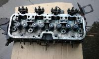 Головка блока цилиндров двигателя (ГБЦ) Peugeot J5 Артикул 51563196 - Фото #1