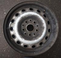 Диск колесный обычный (стальной) Audi 100 C4 (1991-1994) Артикул 51775456 - Фото #1