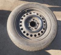 Диск колесный обычный (стальной) BMW 3 E36 (1990-2000) Артикул 51287188 - Фото #1