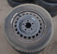 Диск колесный обычный (стальной) BMW 3 E36 (1990-2000) Артикул 51525420 - Фото #1