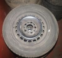 Диск колесный обычный (стальной) BMW 3 E36 (1990-2000) Артикул 51551741 - Фото #1