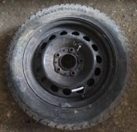 Диск колесный обычный (стальной) BMW 3 E36 (1990-2000) Артикул 51853470 - Фото #1