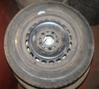 Диск колесный обычный (стальной) BMW 3-series (E36) Артикул 51552930 - Фото #1