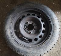 Диск колесный обычный (стальной) BMW 3-series (E36) Артикул 51834350 - Фото #1
