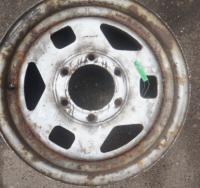 Диск колесный обычный (стальной) Isuzu Trooper Артикул 580967 - Фото #1
