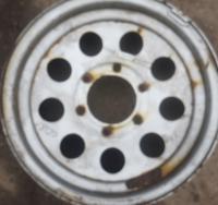 Диск колесный обычный (стальной) Isuzu Trooper Артикул 622667 - Фото #1