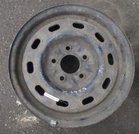 Диск колесный обычный (стальной) Kia Carnival Артикул 51673106 - Фото #1