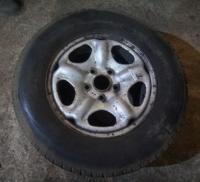 Диск колесный обычный (стальной) Land Rover Freelander Артикул 51178514 - Фото #1