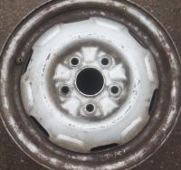Диск колесный обычный (стальной) Mazda 626 Артикул 437366 - Фото #1
