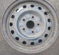 Диск колесный обычный (стальной) Mazda 626 Артикул 879474 - Фото #1