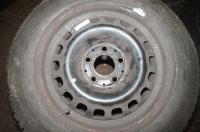 Диск колесный обычный (стальной) Mercedes W202 Артикул 50950699 - Фото #1