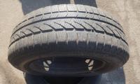 Диск колесный обычный (стальной) Mercedes W202 Артикул 51076690 - Фото #1