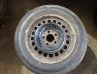 Диск колесный обычный (стальной) Mercedes W202 Артикул 51579798 - Фото #1