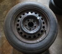 Диск колесный обычный (стальной) Mercedes W210 (E) Артикул 51731532 - Фото #1