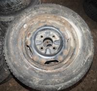 Диск колесный обычный (стальной) Mitsubishi Carisma Артикул 51814631 - Фото #1