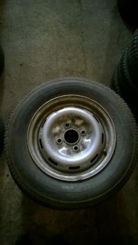 Диск колесный обычный (стальной) Nissan Primera P10 (1990-1996) Артикул 50678057 - Фото #1