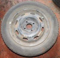 Диск колесный обычный (стальной) Rover 25 Артикул 51836522 - Фото #1