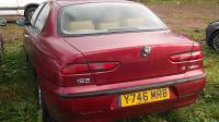 Alfa Romeo 156 Разборочный номер B1827 #2