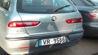 Alfa Romeo 156 Разборочный номер 49287 #1