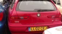 Alfa Romeo 156 Разборочный номер B2390 #2