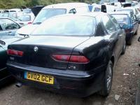 Alfa Romeo 156 Разборочный номер 50438 #2