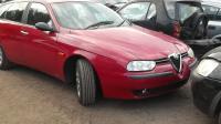 Alfa Romeo 156 Разборочный номер W9217 #1