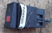 Кнопка аварийной сигнализации (аварийки) Audi 100 (C4) Артикул 50590848 - Фото #1