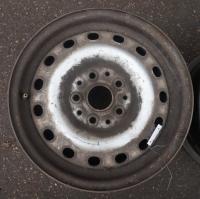 Диск колесный обычный (стальной) Audi 100 (C4) Артикул 51784491 - Фото #1