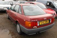 Audi 80 (B3) Разборочный номер 50782 #2