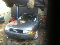 Audi 80 (B3) Разборочный номер L5538 #1