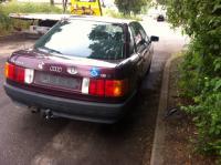 Audi 80 (B3) Разборочный номер Z4212 #2