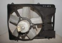 Двигатель вентилятора радиатора Audi 80 (B4) Артикул 51597851 - Фото #1
